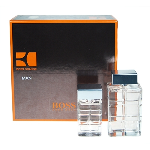 Tualetes ūdens Hugo Boss Orange Man EDT 100ml (komplekts 2) Paveikslėlis 1 iš 1 250812002552
