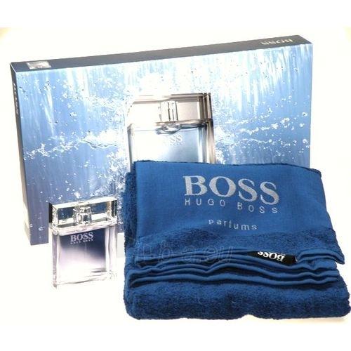 Hugo Boss Pure EDT 75ml + towel (set) Paveikslėlis 1 iš 1 250812003910