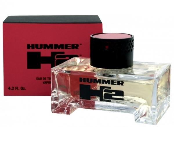 Tualetinis vanduo Hummer H2 EDT 75ml Paveikslėlis 1 iš 1 250812002565