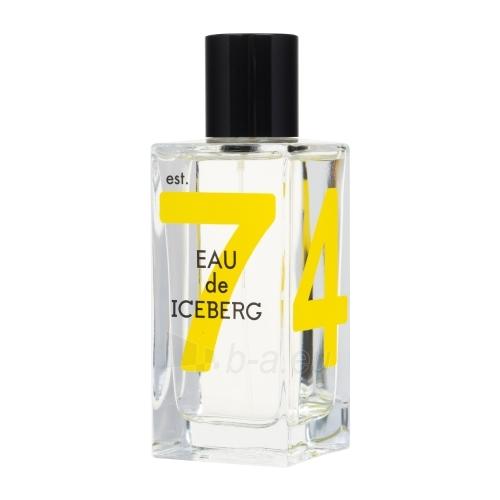 Tualetinis vanduo Iceberg Eau de Iceberg Sandalwood EDT 100ml Paveikslėlis 1 iš 1 2508120002576