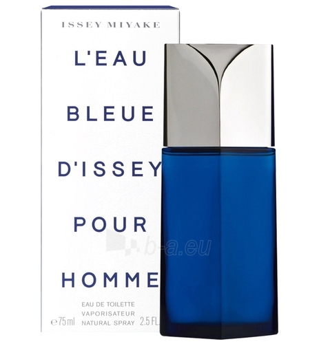 Tualetes ūdens Issey Miyake L´Eau Bleue D´Issey EDT 125ml (testeris) Paveikslėlis 1 iš 1 250812002576