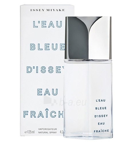 Tualetinis vanduo Issey Miyake L´Eau Bleue D´Issey Fraiche EDT 40ml Paveikslėlis 1 iš 1 250812002580