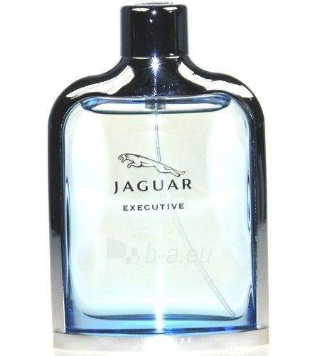 Tualetinis vanduo Jaguar Executive EDT 75ml Paveikslėlis 1 iš 1 250812002629