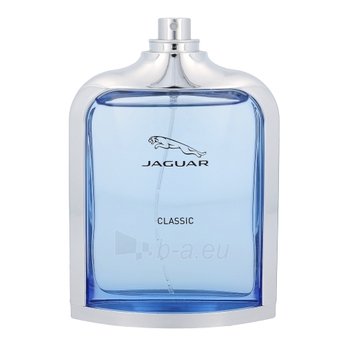Jaguar New Classic EDT 100ml (tester) Paveikslėlis 1 iš 1 250812002638