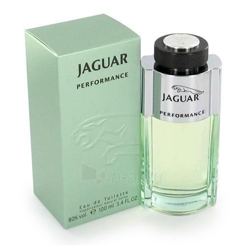 Tualetes ūdens Jaguar Performance EDT 100ml (testeris) Paveikslėlis 1 iš 1 250812002645