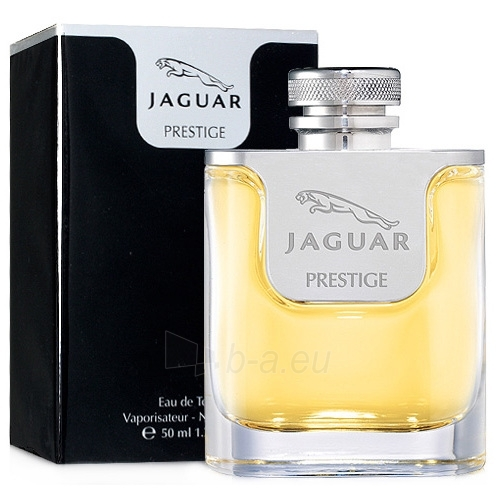 Tualetes ūdens Jaguar Prestige EDT 100ml (testeris) Paveikslėlis 1 iš 1 250812002650