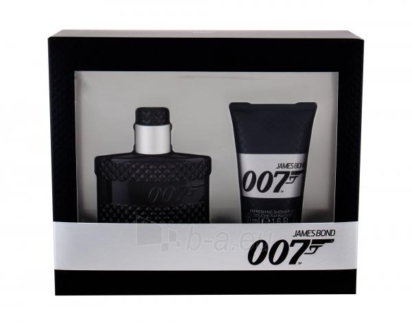 James Bond 007 James Bond 007 EDT 30ml (Set) Paveikslėlis 1 iš 1 250812005259