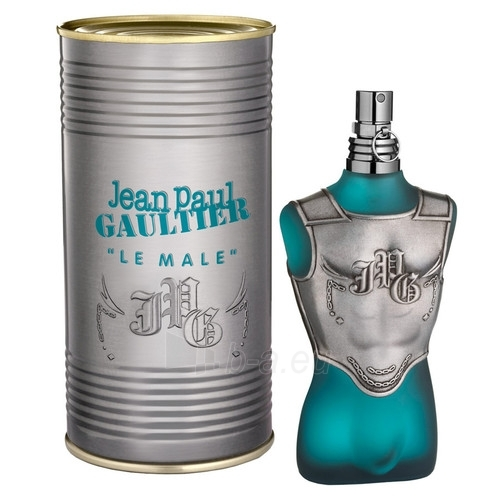 Jean Paul Gaultier Le Male Gladiator EDT 125ml (tester) Paveikslėlis 1 iš 1 250812004827