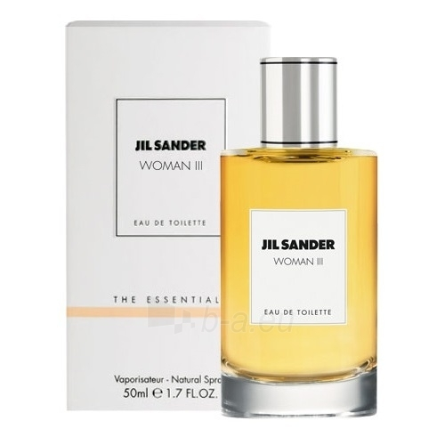 Jil Sander Woman III EDT 50ml Cheaper