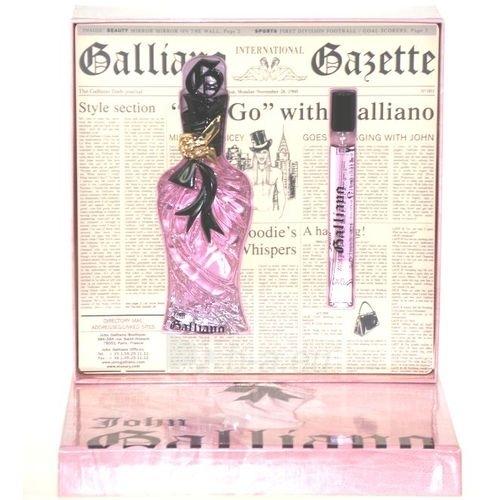 Tualetinis vanduo John Galliano John Galliano EDT 60ml (rinkinys) Paveikslėlis 1 iš 1 250811008939