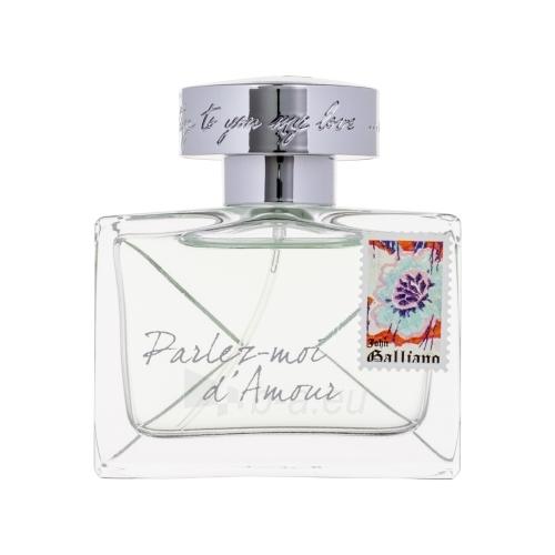 John Galliano Parlez-Moi d´Amour Eau Fraiche EDT 30ml Paveikslėlis 1 iš 1 250811006163