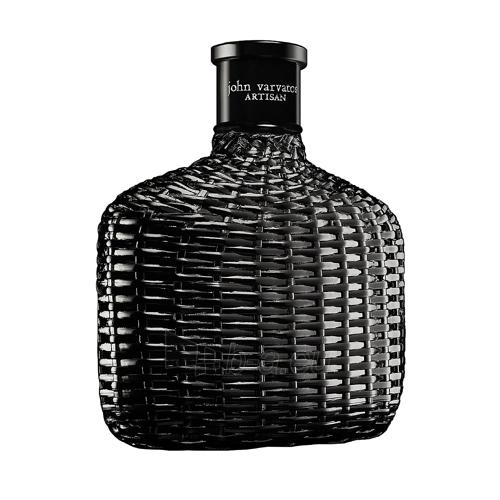 Tualetes ūdens John Varvatos Artisan Black EDT 75ml Paveikslėlis 1 iš 1 250812005082
