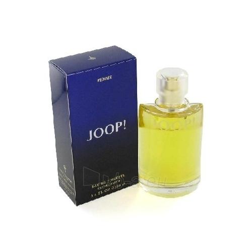 Joop Femme EDT 100ml (tester) Paveikslėlis 1 iš 1 250811006170