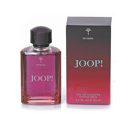 Tualetes ūdens Joop Homme EDT 125ml (testeris) Paveikslėlis 1 iš 1 250812002708