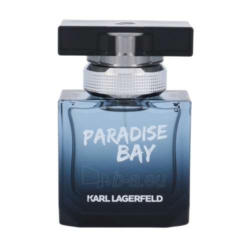 Tualetes ūdens Karl Lagerfeld Karl Lagerfeld Paradise Bay EDT 30ml Paveikslėlis 1 iš 1 310820047467