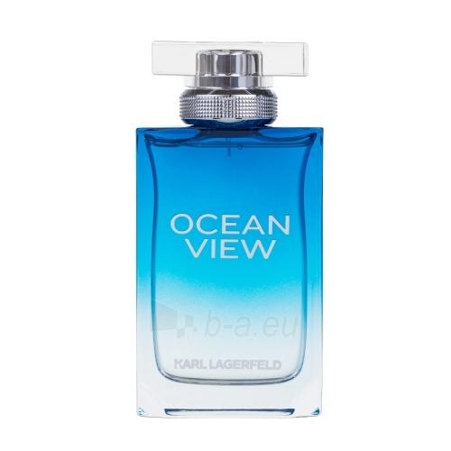 Tualetes ūdens Karl Lagerfeld Ocean View EDT 100ml Paveikslėlis 1 iš 1 310820026460