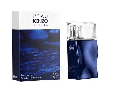 Tualetes ūdens Kenzo L´Eau Kenzo Intense Pour Homme EDT 30 ml Paveikslėlis 1 iš 1 310820022499
