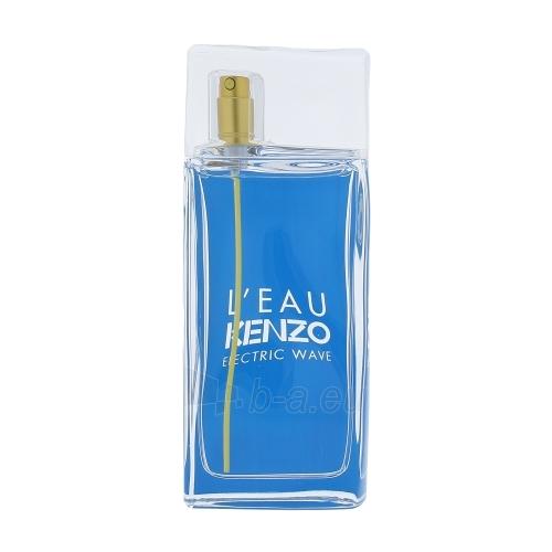 Tualetinis vanduo Kenzo L´eau par Kenzo Electric Wave EDT 50ml Paveikslėlis 1 iš 1 310820045235