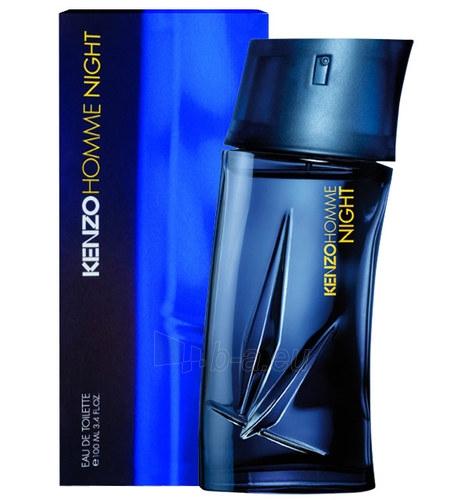 Tualetes ūdens Kenzo Pour Homme Night EDT 100ml (testeris) Paveikslėlis 1 iš 1 310820004407