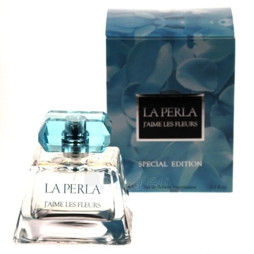 Tualetes ūdens La Perla J´Aime Les Fleurs Special Edition EDT 100ml Paveikslėlis 1 iš 1 250811006263