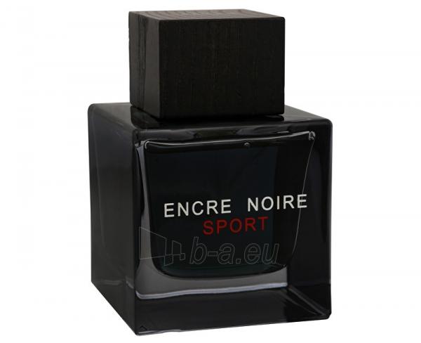 eau de toilette Lalique Encre Noire Sport EDT 100 ml (tester) Paveikslėlis 1 iš 1 310820041869