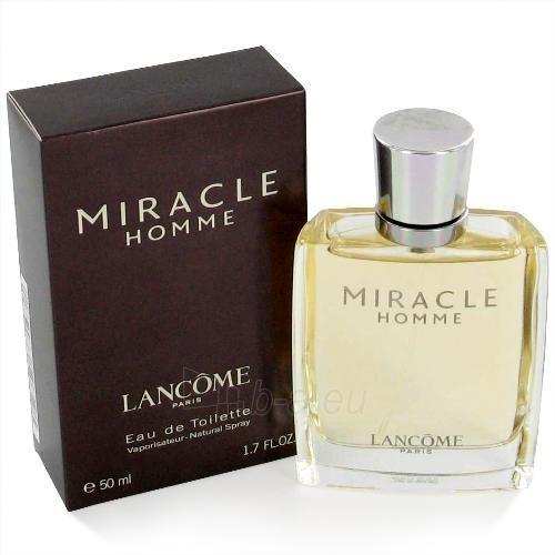 Tualetes ūdens Lancome Miracle Pour Homme EDT 100ml (testeris) Paveikslėlis 1 iš 1 250812004765