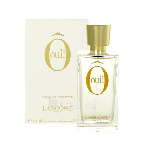 Lancome Oui EDT 30ml (tester) Paveikslėlis 1 iš 1 250811006364