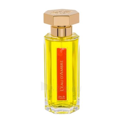 Tualetes ūdens L´Artisan Parfumeur L´Eau d´Ambre EDT 50ml Paveikslėlis 1 iš 1 250811012595