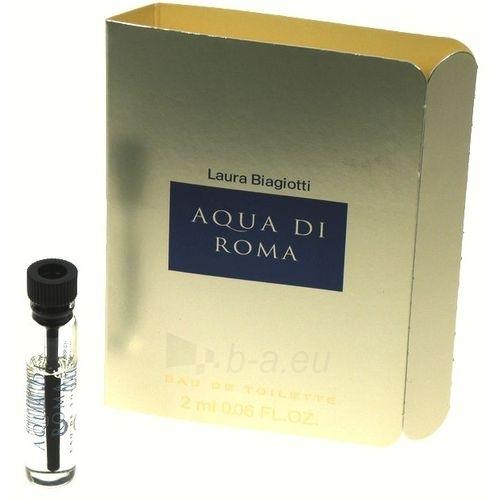 Laura Biagiotti Aqua di Roma EDT 2ml (sample) Paveikslėlis 2 iš 2 250811008890