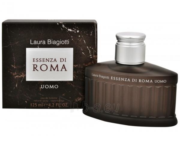 Tualetinis vanduo Laura Biagiotti Essenza di Roma Uomo EDT 125 ml Paveikslėlis 1 iš 2 2508120002206