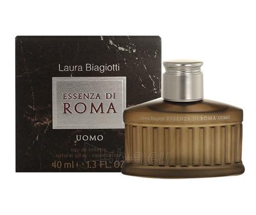 eau de toilette Laura Biagiotti Essenza di Roma Uomo EDT 40ml Paveikslėlis 1 iš 1 310820023720