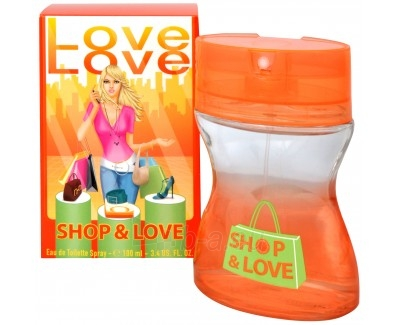 Tualetinis vanduo Love Love Shop & Love EDT 35ml Paveikslėlis 1 iš 1 250811012372