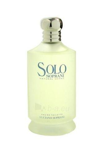 Luciano Soprani Solo EDT 100ml (tester) Paveikslėlis 1 iš 1 250811006440