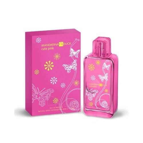 Tualetes ūdens Mandarina Duck Cute Pink EDT 50ml Paveikslėlis 1 iš 1 250811006447