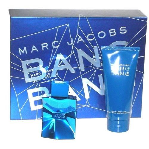 Tualetinis vanduo Marc Jacobs Bang EDT 50ml (rinkinys) Paveikslėlis 1 iš 1 250812002904