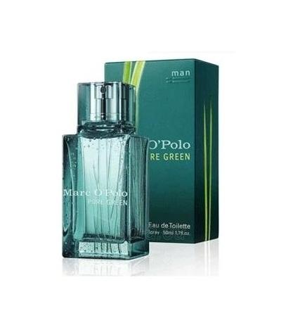 Tualetes ūdens Marco Polo Pure Green EDT 50ml Paveikslėlis 1 iš 1 250812004431