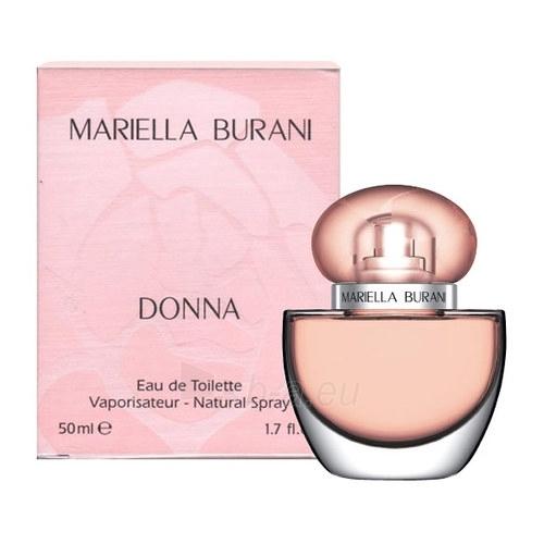Tualetes ūdens Mariella Burani Donna EDT 50ml Paveikslėlis 1 iš 1 250811009922