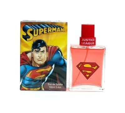 Tualetinis vanduo Marmol & Son, Inc. Superman EDT 100ml Paveikslėlis 1 iš 1 250812002913