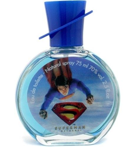 Tualetinis vanduo Marvel Superman EDT 75ml (testeris) Paveikslėlis 1 iš 1 250811006486