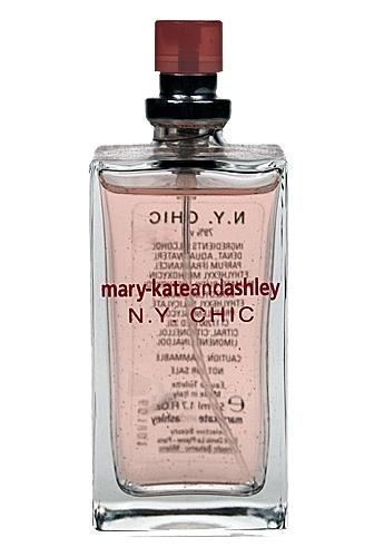 Mary-Kate and Ashley Olsen N.Y. Chic EDT 50ml (tester) Paveikslėlis 1 iš 1 250811006488