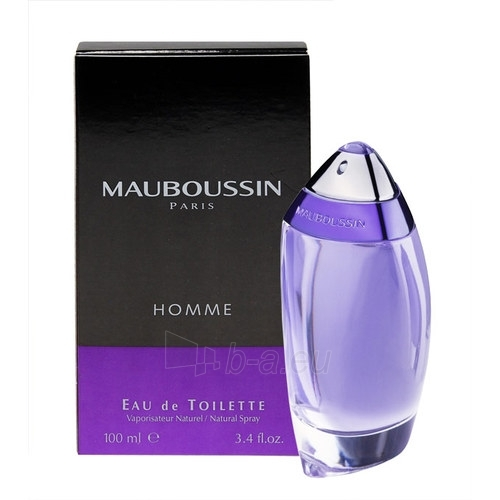 Mauboussin Homme EDT 50ml Paveikslėlis 1 iš 1 250812004435