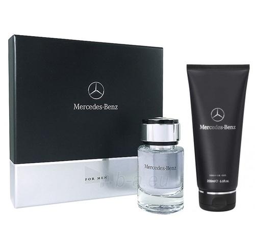 Mercedes-Benz Mercedes-Benz EDT 75ml (set) Paveikslėlis 1 iš 1 250812004848