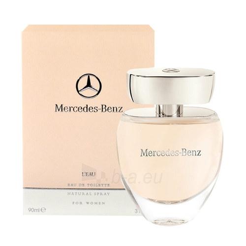 Perfumed water Mercedes-Benz Mercedes-Benz L´Eau EDT 90ml (tester) Paveikslėlis 1 iš 1 310820004416