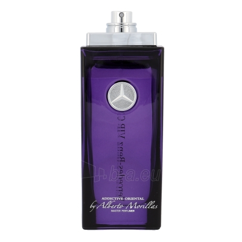 Tualetes ūdens Mercedes-Benz Vip Club Addictive Oriental by Alberto Morillas EDT 100ml (testeris) Paveikslėlis 1 iš 1 310820010245