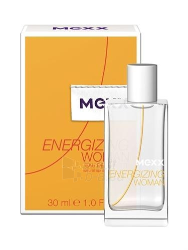 Mexx Energizing Woman EDT 50ml Paveikslėlis 2 iš 2 250811011323