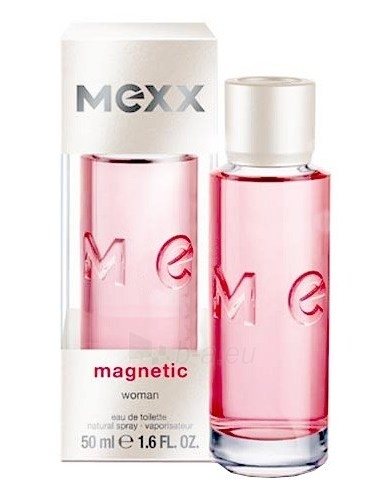 Mexx Magnetic Woman EDT 50ml (tester) Paveikslėlis 1 iš 1 250811006499