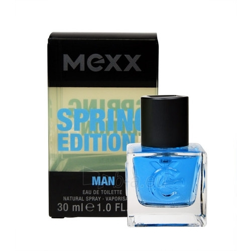 Mexx Man Spring Edition 2012 EDT 50ml (tester) Paveikslėlis 1 iš 1 250812004833