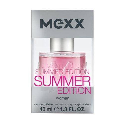 Tualetinis vanduo Mexx Woman Summer Edition EDT 40ml Paveikslėlis 1 iš 1 250811009393