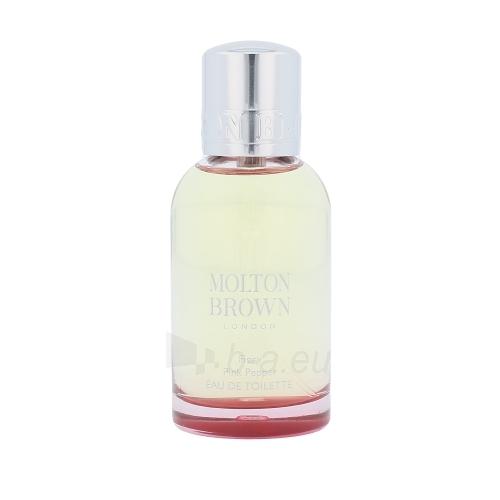 Perfumed water Molton Brown Fiery Pink Pepper EDT 50ml Paveikslėlis 1 iš 1 310820042533