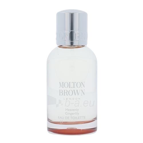 Tualetinis vanduo Molton Brown Heavenly Gingerlily EDT 50ml Paveikslėlis 1 iš 1 310820042520